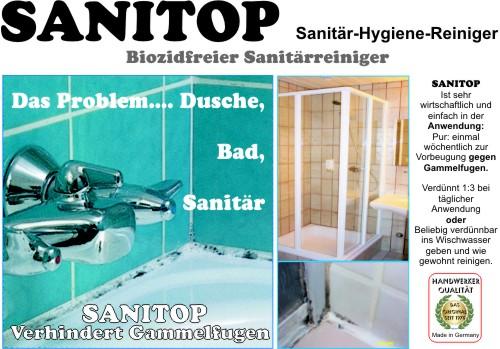 mts schimmelschutz schimmel einfach wegspr hen sanitop biozidfreier sanit r hygiene reiniger. Black Bedroom Furniture Sets. Home Design Ideas
