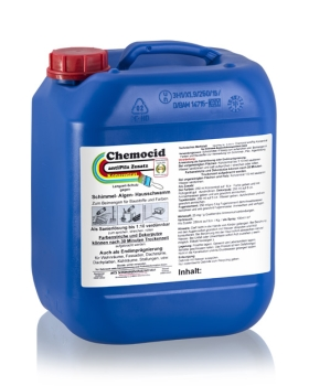 Chemocide antifungal canister