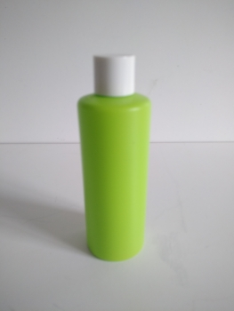100ml to 110ml bottle green with cap