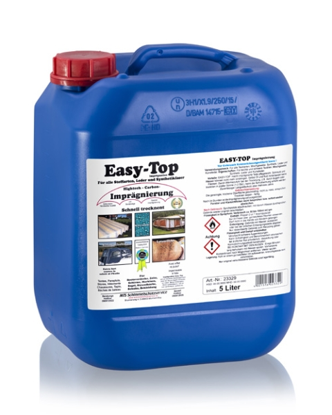 Easy - top impregnation Canister
