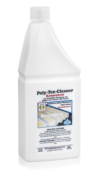 Poly Tex Cleaner bottle